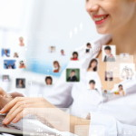 Working with colleagues virtually