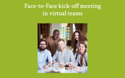 Video blog: A personal kick-off meeting is a waste of time and money!